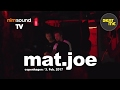 Mat.Joe Live Dj Set @ Beat Me #65, Copenhagen (3. Feb. 2017)