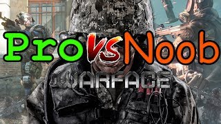 Warface!! | Noob Vs Pro (Free For All Edition)