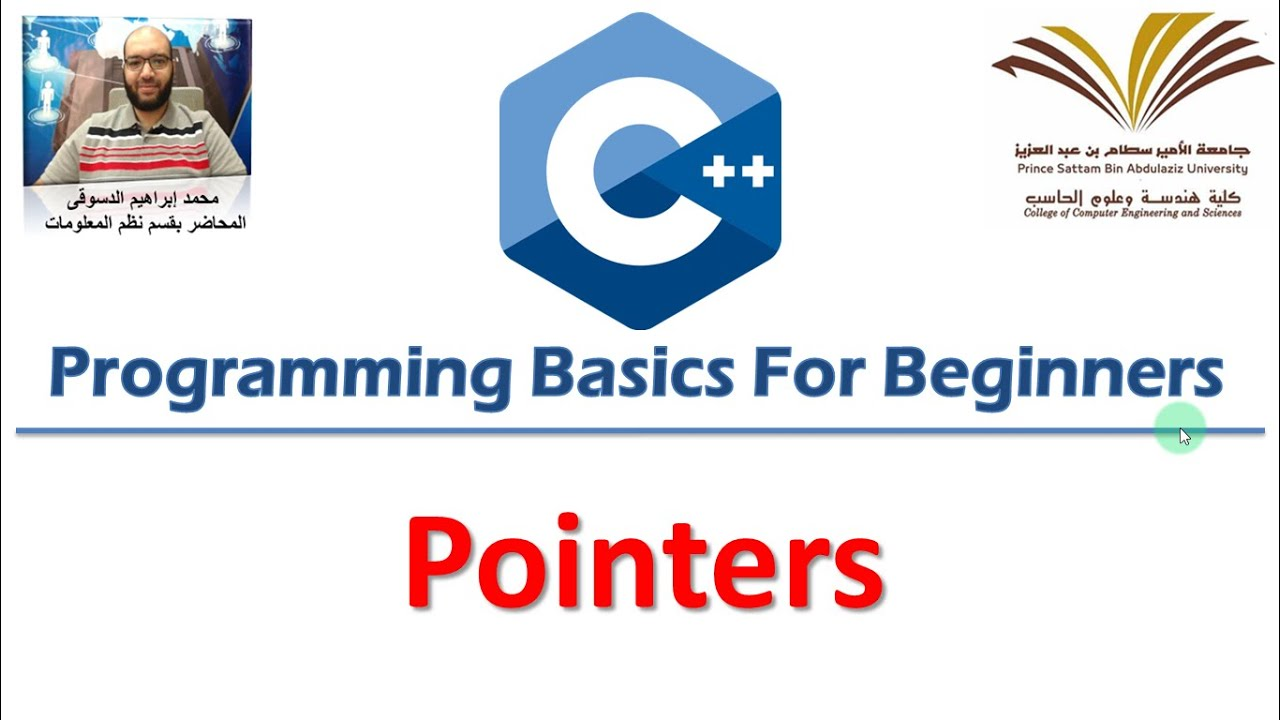 |Programming with C++| - | Pointers in C++ | - YouTube