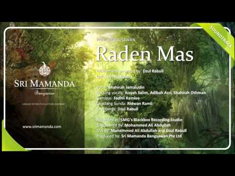 Raden Mas Bangsawan - the theme song (audio only)