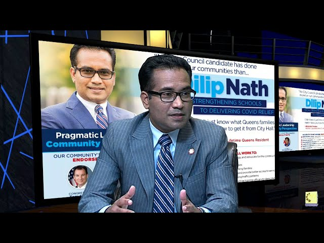 Dilip Nath for City Council District 24 | Wide Angle With Ashok Vyas
