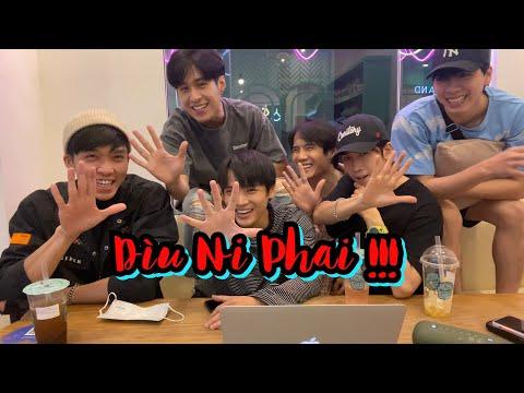 Nhóm Dìu Ni Phai reaction MV mới của nhóm UNI5 | Nói Dối Cả Thế Giới Vì Em