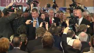 Události - 26. 1. 2013 - Volba prezidenta
