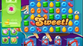 Candy Crush Jelly Saga Level 422  2*  No Boosters