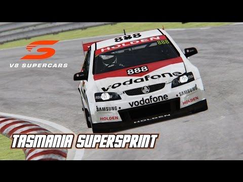 VASC: Tasmania SuperSprint (V8 Supercar in Assetto Corsa)