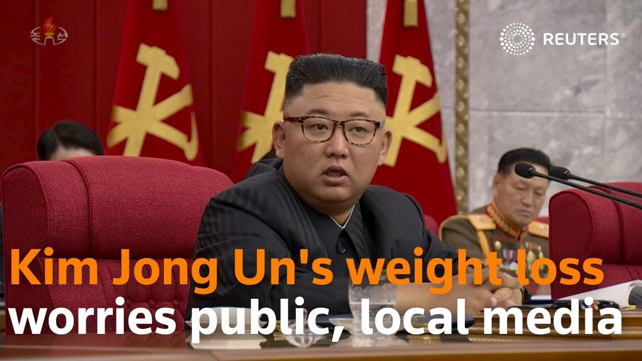North Korean State Media Discusses Kim Jong Un's 'Emaciated ...