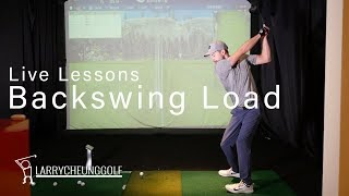 Live Lessons with Matt Blois from TXG (FULL LESSON) - Refining the Backswing Load