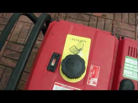 Etq Portable Diesel Generator Manual