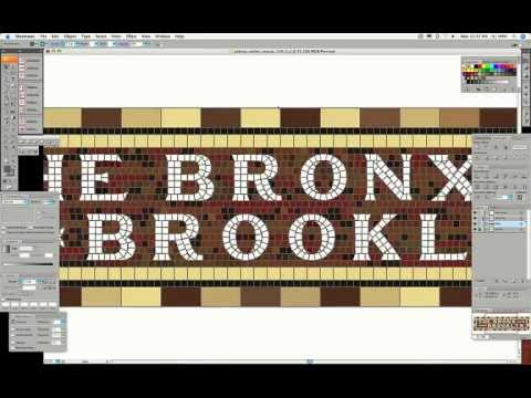 NYC Subway To Get Rid of Mosaic After Complaints it Looks Like a Confederate Flag