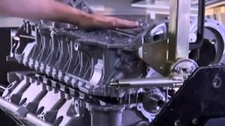 Moteur de la Bugatti Veyron une autre planète Idri$$BadBoy