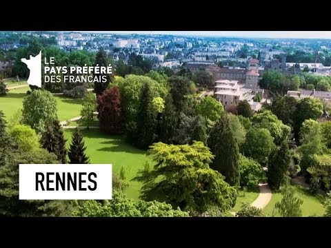 Rennes - Ille et Vilaine - Les 100 Lieux qu'il faut voir - Documentaire