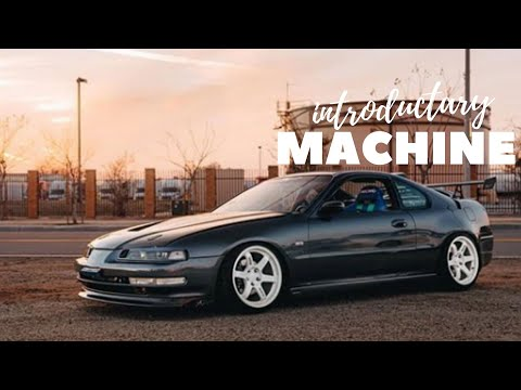 1992 Honda Prelude Si: Introductory Machinery
