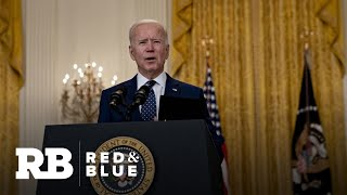 Biden announces sanctions against Russia: