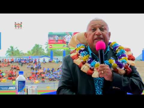 Fijian Prime Minister addresses at the New Methodist Church Conference