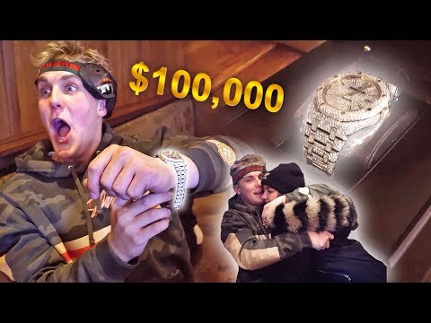 WIFE ERIKA ACTUALLY BOUGHT ME THIS $100K GIFT... {EMOTIONAL}