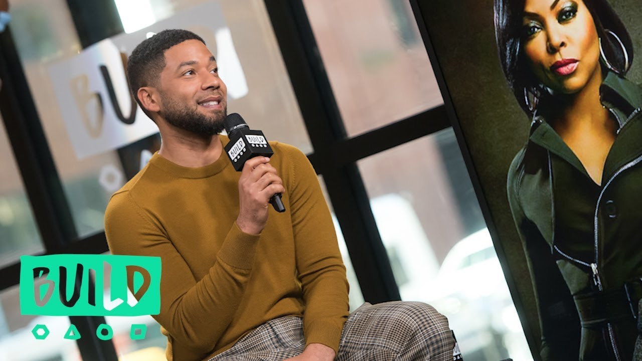 Download Jussie Smollett Wants To Make An Impact