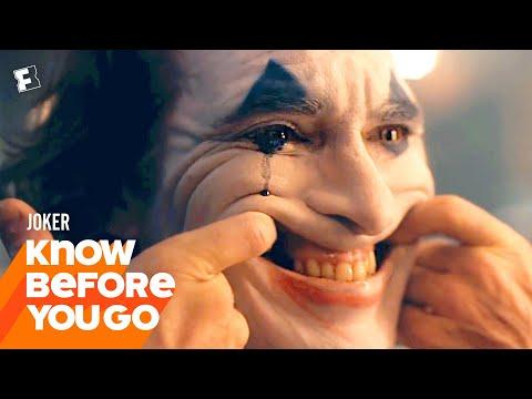 Know Before You Go: Joker   Fandango All Access