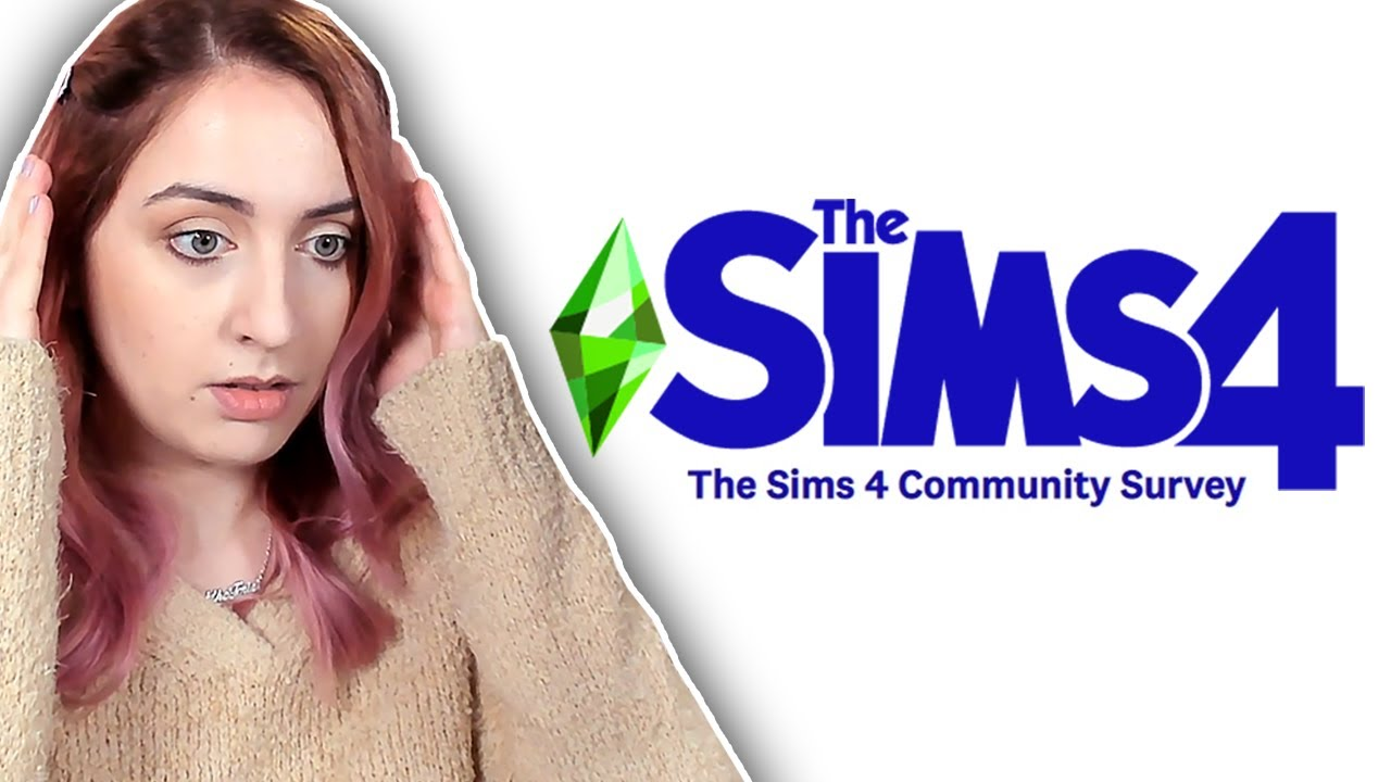 THE SIMS 4 IS CHANGING this is not a drill thumbnail
