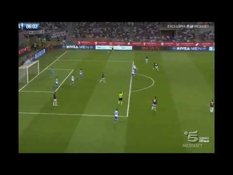 Kessie crazy annulled goal vs Craiova (Milan vs Craiova 1-0)