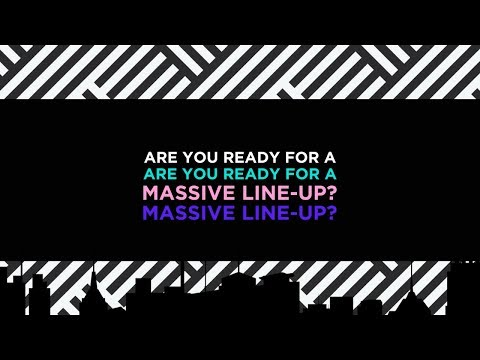 Line-Up Reveal! Mixmash Miami 2018 | Rockin' With The Best