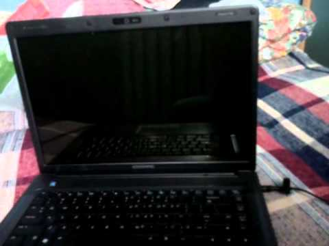 how to fix black sceen hp laptop