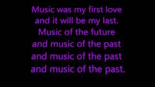 Music (was my first love) - John Miles || Lyrics / Karaoke