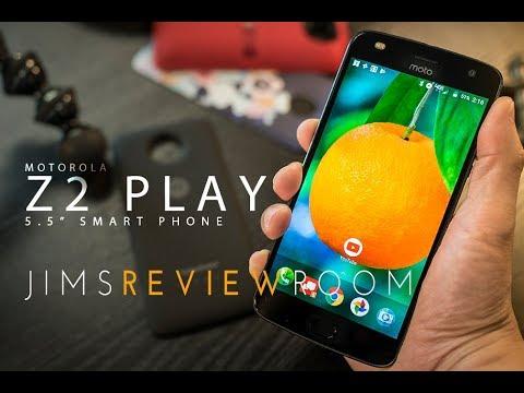 Motorola Z2 Play 2017 Model + 2017 MOTO MODS - REVIEW