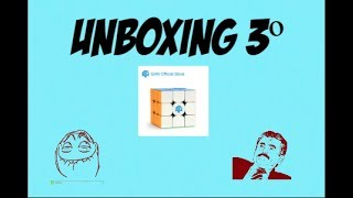 Unboxing !!! Gan 354 m(Leer Descripcion) JG SpeedCuber