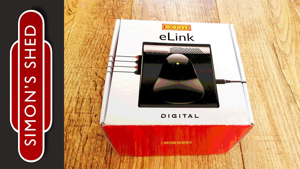 hornby elink review and demo youtube rh youtube com hornby elink manual firmware update