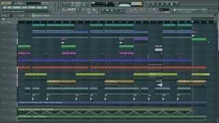 Anders Nilsen-Salsa Tequila (Fl Studio full instrumental remake) - Free FLP!