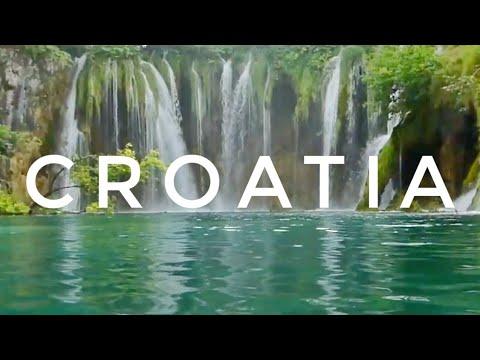WATERS OF CROATIA - TRAVEL VIDEO [ Lumix FZ300 ]