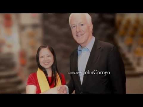 Thượng Nghị Sĩ John Cornyn