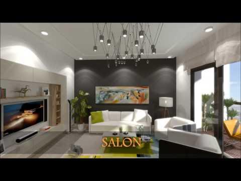 Résidence Samara : Appartements S+1 Type 1