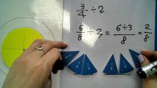 6-1-1. 분수의 나눗셈(4차시)
