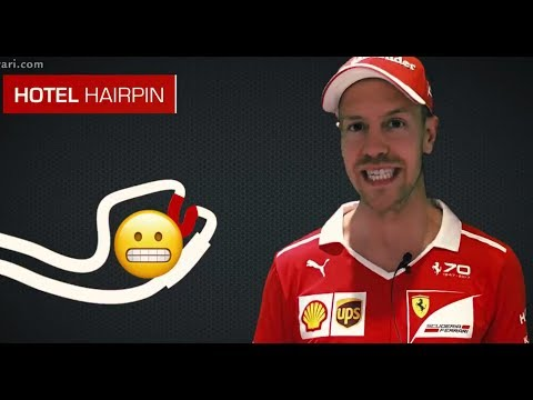 F1 2017 Monaco GP - Sebastian Vettel and Kimi Raikkonen describe Monaco's emotions in emojis