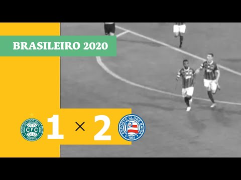 Coritiba Bahia Goals And Highlights