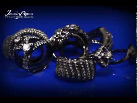 LIVE JEWELRY AUCTIONS - New Black Gold Collection