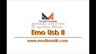 Emo Usb II - Ud Sax  - New Nova - Musti Müzik