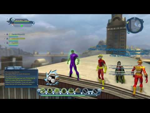 DC Universe Online Young Justice Season 1 episode 1