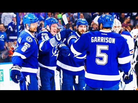 Dave Mishkin calls all 4 Lightning goals in win over Oilers