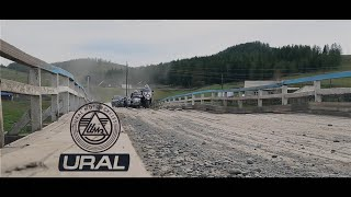 Туризм на мотоциклах Урал   мотопробег по горному Алтаю