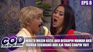 Daus Mah Enakkk... Opie Pengen Banget Disuapin Sama Tante Erni!!! | Comedy Ok Deh