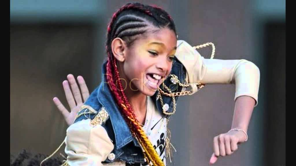 Not willow smith tongue rather