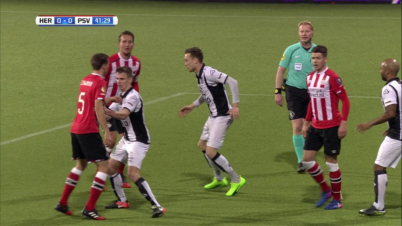 Heracles Almelo - PSV 1-2 | 28-01-2017 | Samenvatting