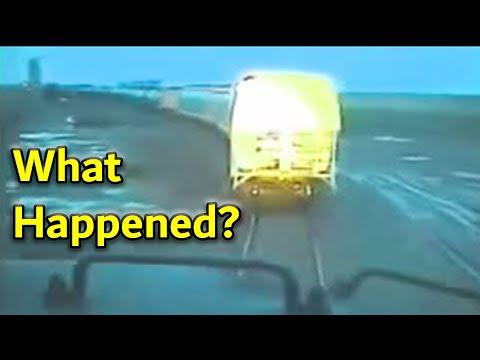 Cactus Train Collision - What Happened?