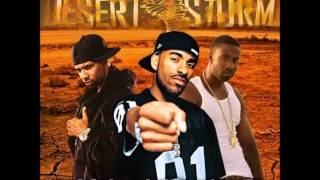 DJ Clue - Back To Desert Storm Joe Budden,Ransom,Stack Bundles,Fabolous (Full Mixtape Album)