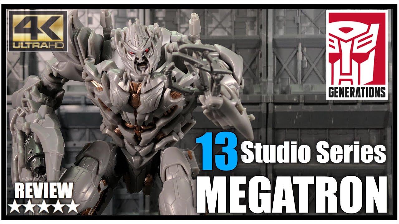 Transformers Studio Series 13 Voyager Class Revenge of The Fallen MEGATRON