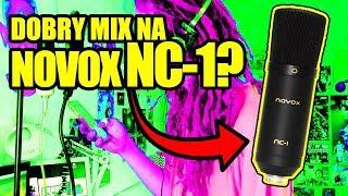 NAJTAŃSZY MIKROFON DO RAPU? TEST NOVOX NC-1 W PRAKTYCE *PORADNIK*