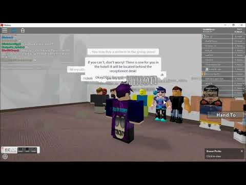 how to become a receptionist in hilton hotels roblox