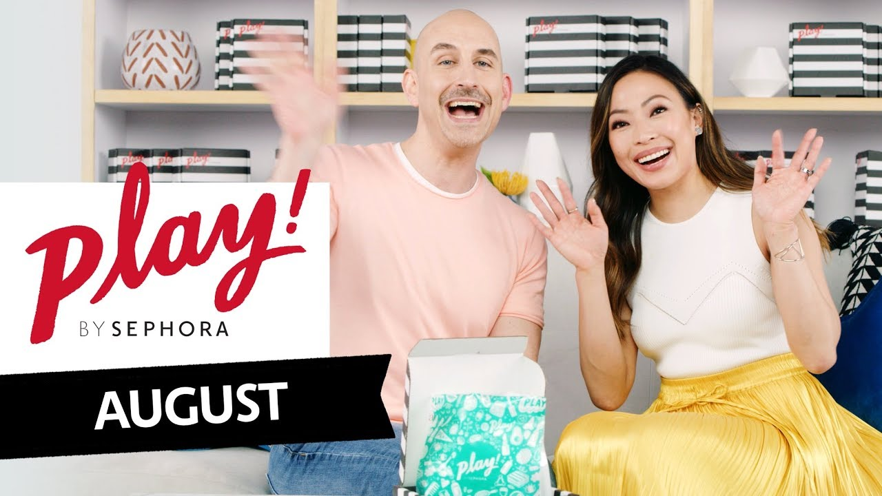 PLAY! by SEPHORA Unboxing: August 2019 | Sephora